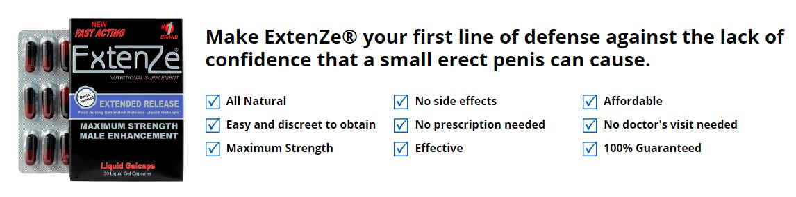 Benefits of ExtenZe