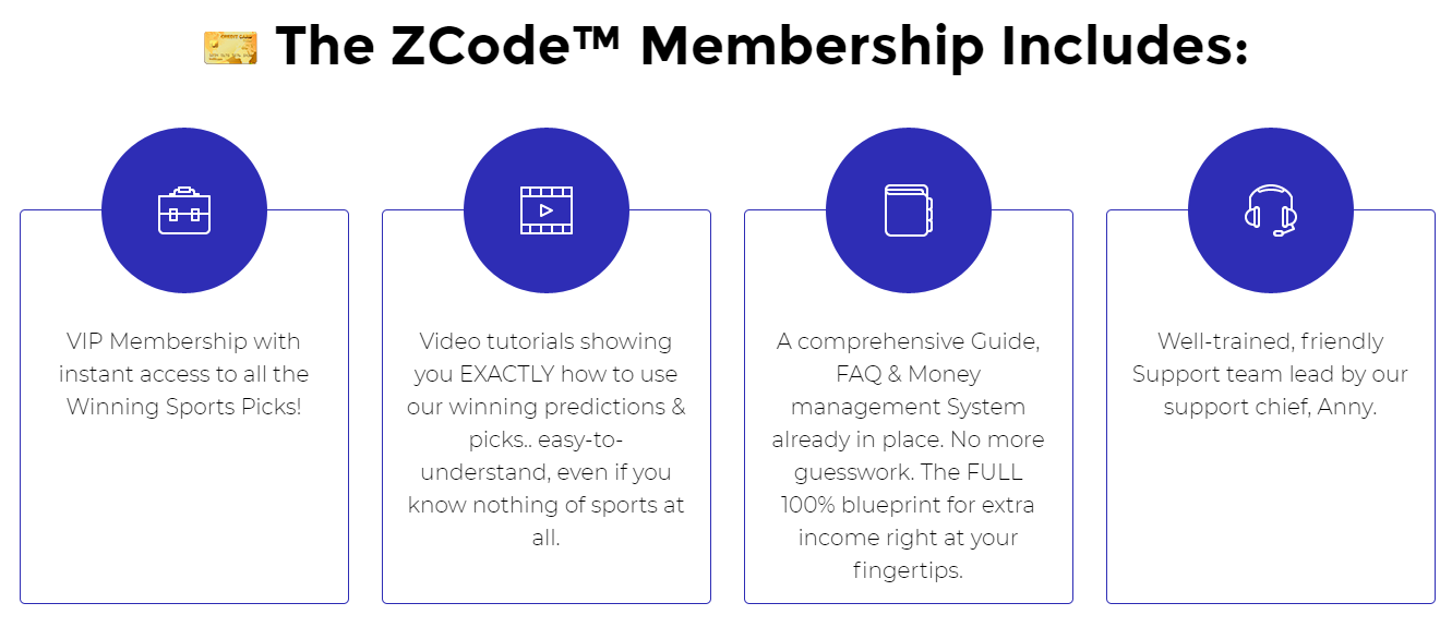 Zcode System VIP
